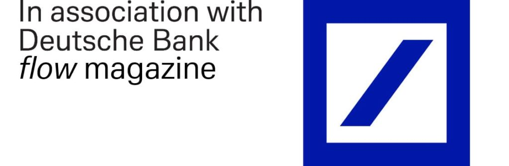 Duetsche Bank flow magazine logo